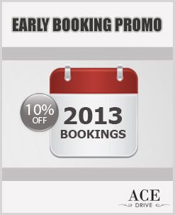 Early Booking Promo For 2nd Fortnight of August 2012