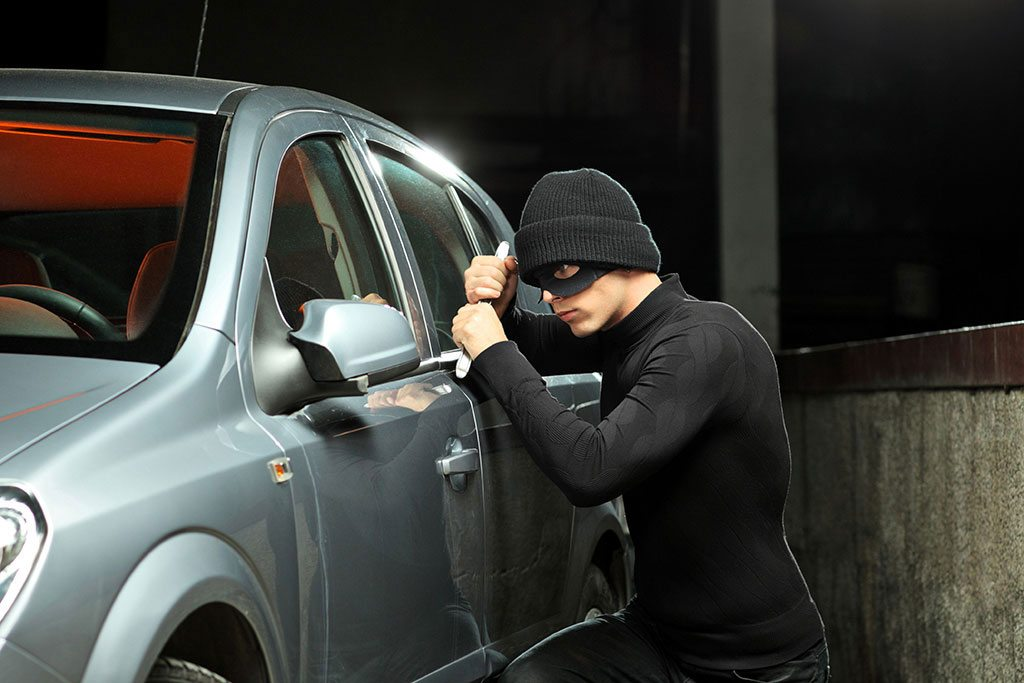 Cars Stolen in Singapore