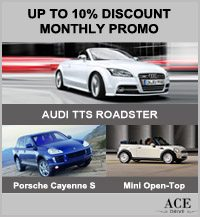 Monthly Car Promo For 2012 July 1st Fortnight