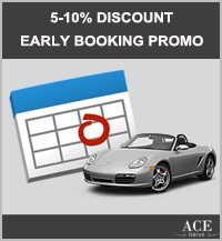 Early Booking Promo For June 2012