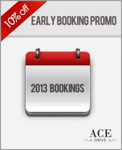 Early Booking Promo For September 1st Fortnight 2012