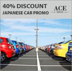 Japanese or Normal Car Promo